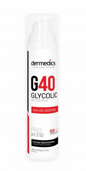 Glycolic Peel 40%