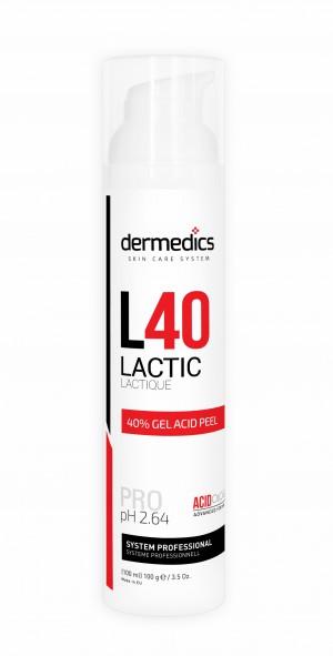 Lactic Peel 40%